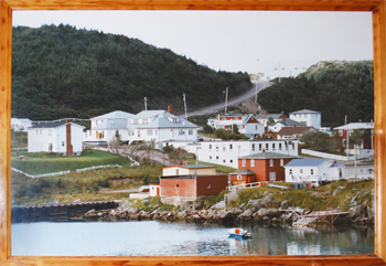 Old Cottage Hospital in Burin – 1936-1988