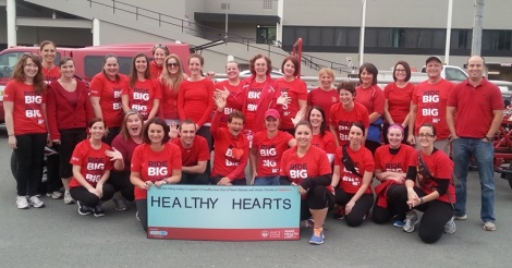 Team Healthy Hearts