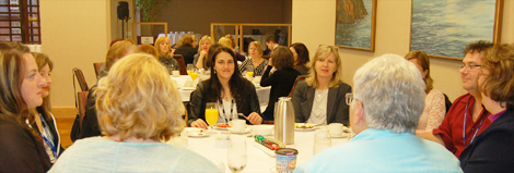 Annual executive breakfast with the 2013 CEO Award of Excellence recipients.