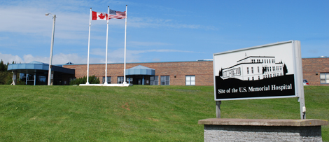 U. S. Memorial Health Centre, St. Lawrence