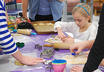 Healthy Food Made Fun! Cooking with the Janeway Lifestyle Program