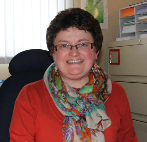 Bev Stone, administrative professional with Learning and Development at Eastern Health.