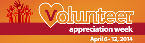 Eastern Health, Volunteer Appreciation Week 2014