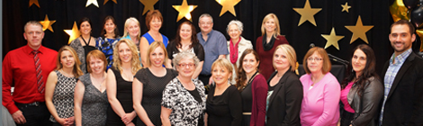 Nurses recognized at Fifth Annual Nursing Dinner and Gala Awards Ceremony