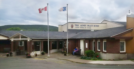 Agnes Pratt Nursing Home, Eastern Health