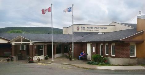 Agnes Pratt Nursing Home, Eastern Health