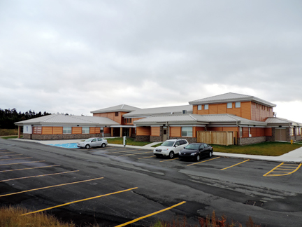 The Paradise youth treatment centre, located at 7 Mallow Drive in Paradise (Photo credit: Sarah Jones).