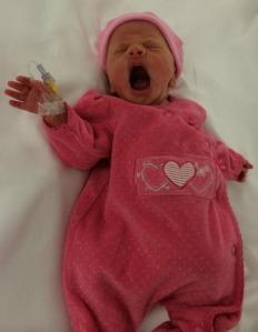 Baby Richelle Sandra Marie Bonnie Shiner