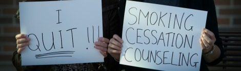 I quit! Smoking Cessation Counselling