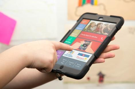 Mobile app, Bridge the gAPP
