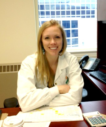 Janice, Dietetic Intern with Eastern Health