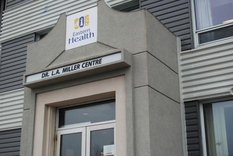 Eastern Health's Dr. Leonard A. Miller Centre in St. John's.