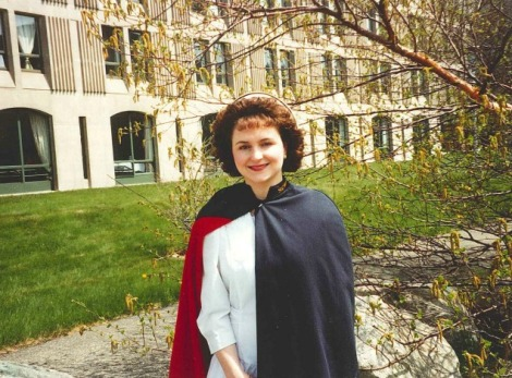 Eastern Health's nurse Lisa Power, June 1994