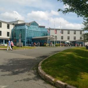 The Frank Sainsbury Regatta Garden Party at the Caribou Veterans Pavilion, St. John's
