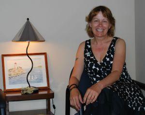 Susan Hyde, former community representative, Mental Health Addictions committee
