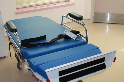 Stretcher chair