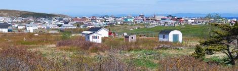 Grand Bank Landscape
