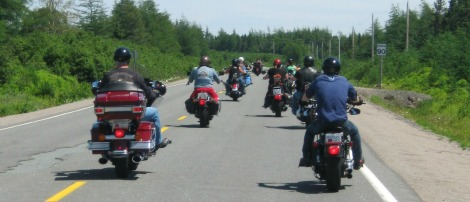 My Clarenville and Bonavista bike trip
