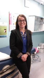 Dr. Christine Bassler, The Refugee Clinic, MUN Family Practice Unit