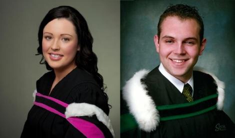 Jillian Farewell BN, RN, MN & Dr. Lance Quirke, BSc Pharm, PharmD