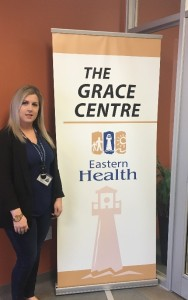 Psychologist Dr. Heather Quinlan, with the Grace Centre