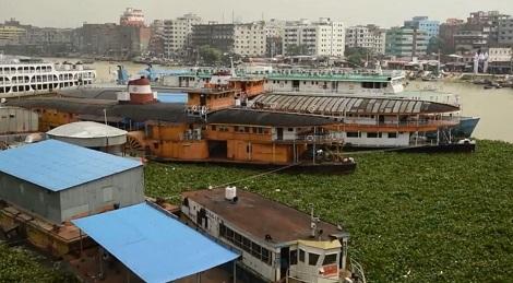 Dhaka, Bangladesh. Photo by Travis C Horn.