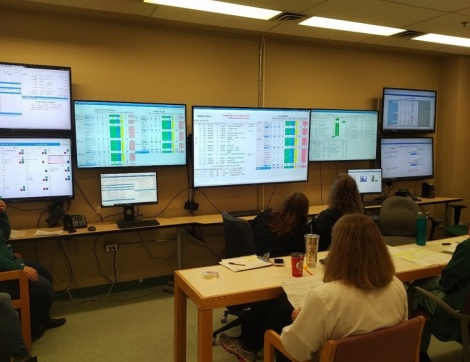 New Visual Management System for patient care at the Health Sciences Centre