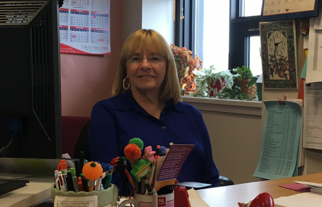 Paula Fifield has just celebrated working 45 years with Eastern Health.