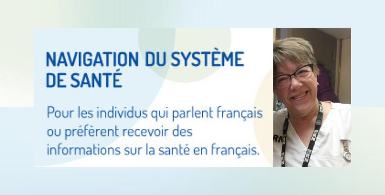 Accès plus facile des francophones aux services de santé d'Eastern Health
